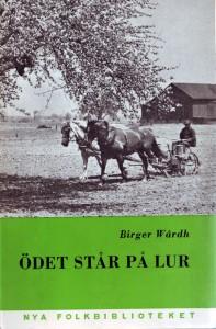 Bokens framsida