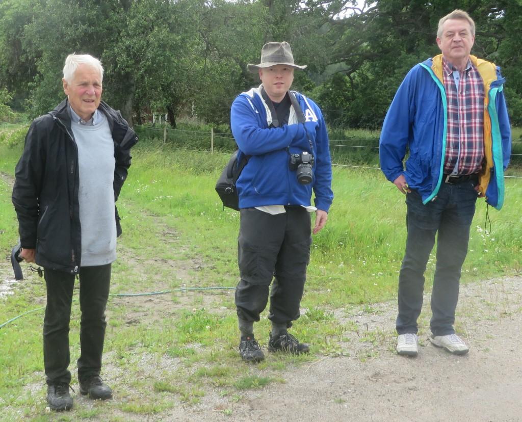 Rune, Ulf o Anders