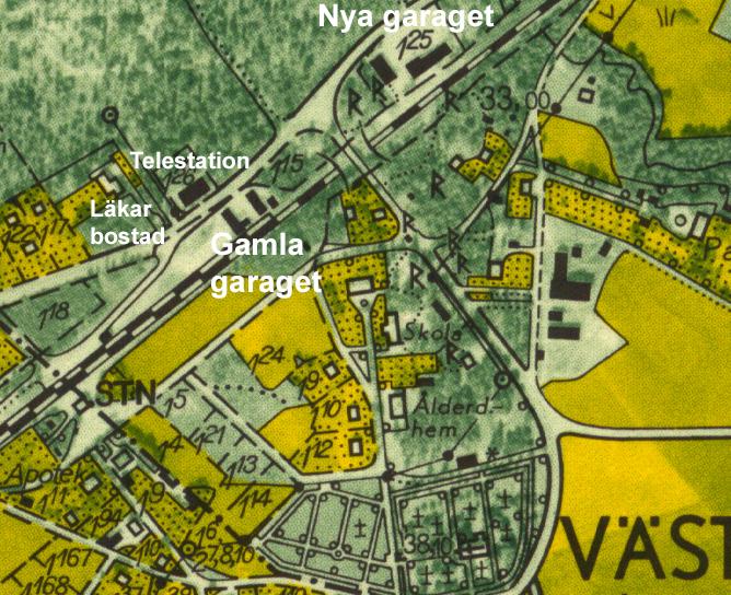 Karta vägf
