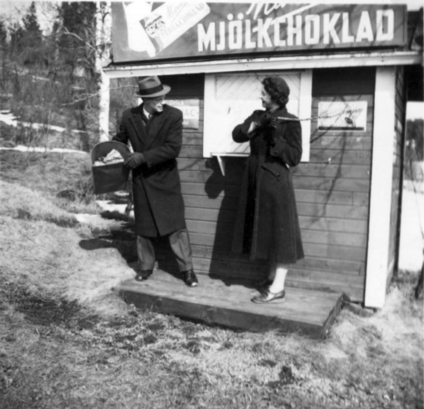 Kiosk Inger