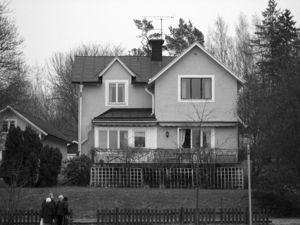 Loviseberg grå