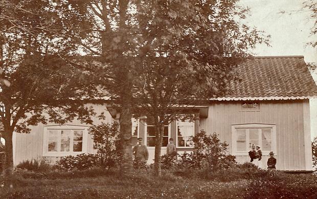 Husby mangård äldre