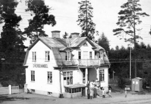 Grundström