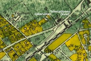 Karta Wallerström