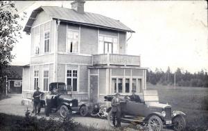 Spargelsborg 1923