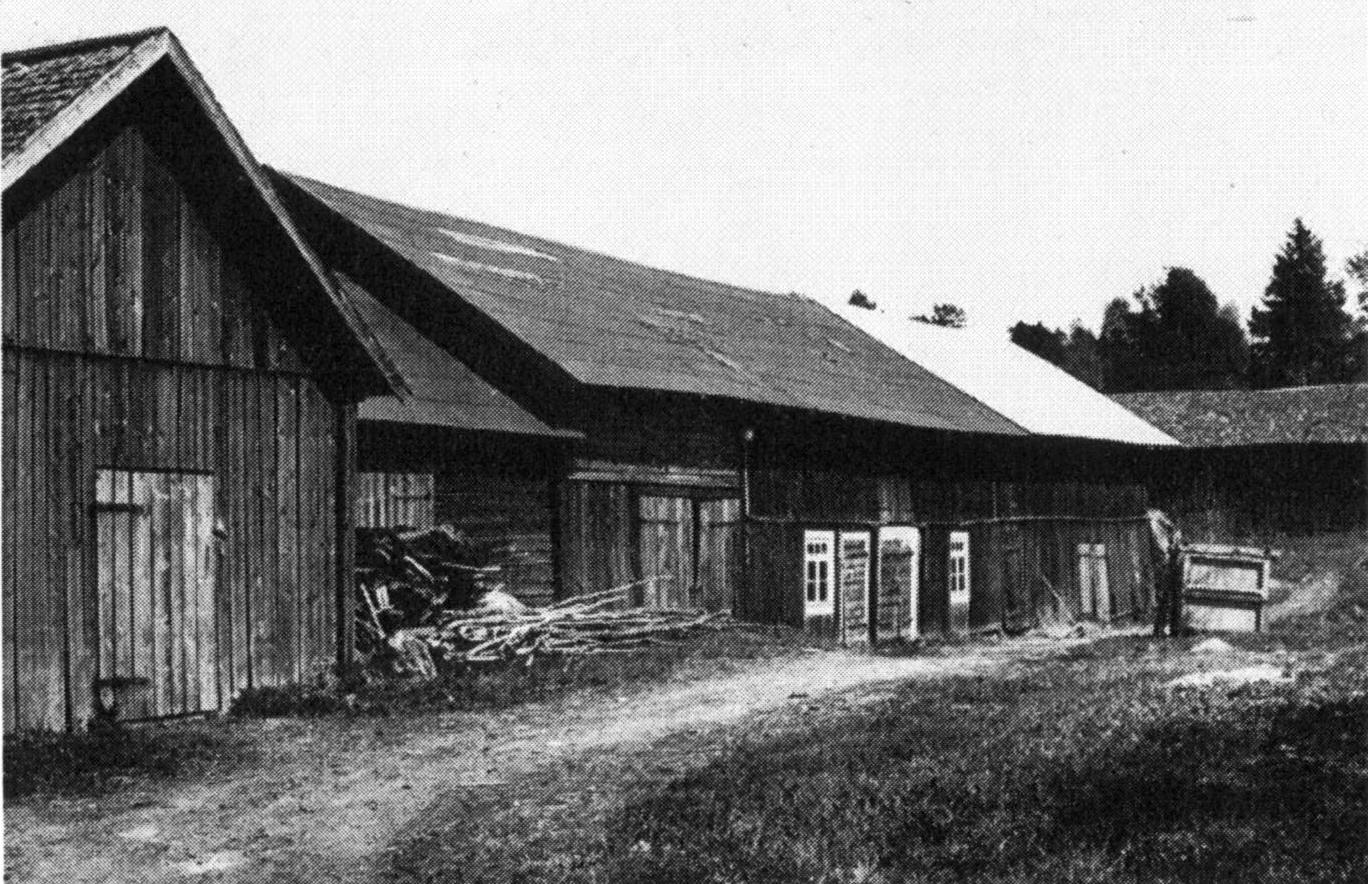 Alby stallbacken 1972