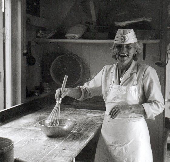 Bageriet m Inga Wensberg 1959