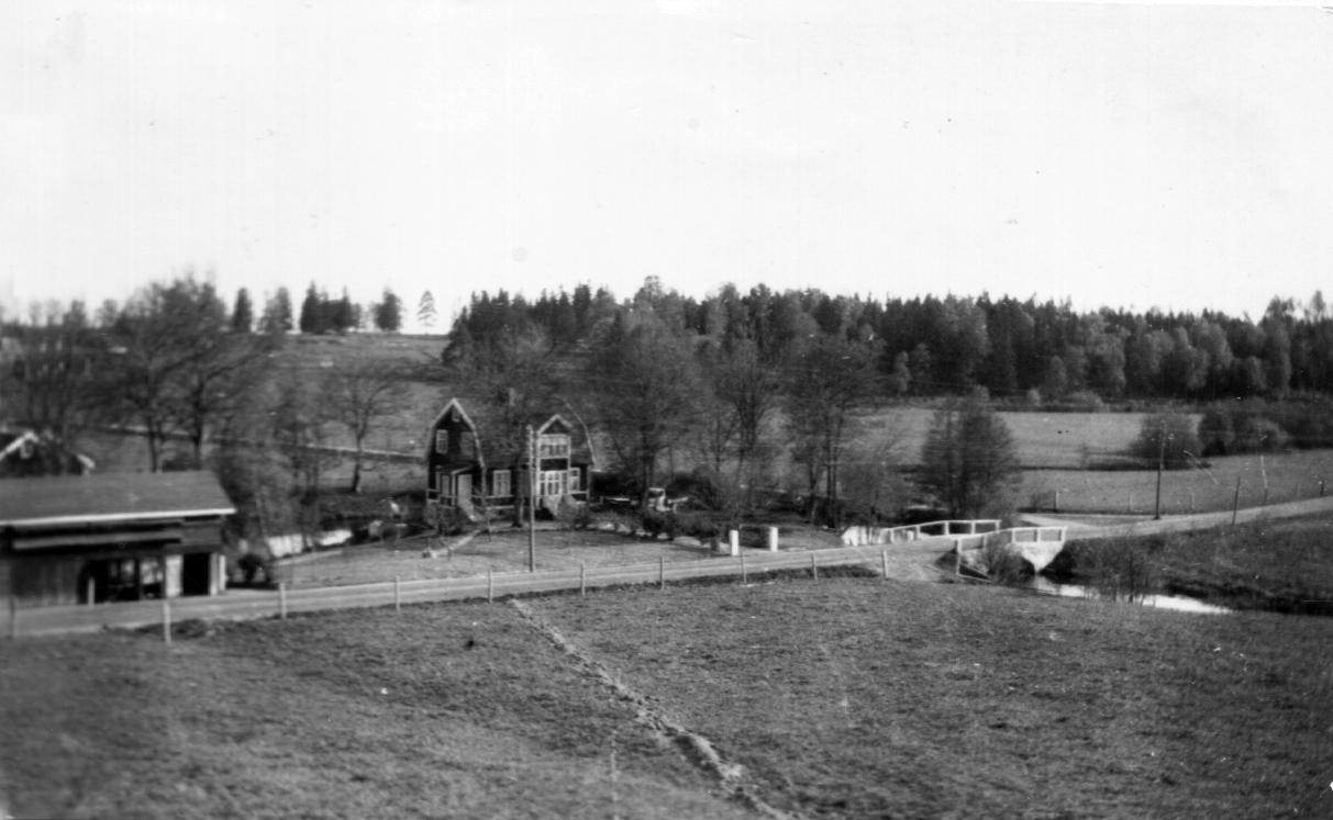 Hässleholm byggt 1914 av Anna & Anders Andersson