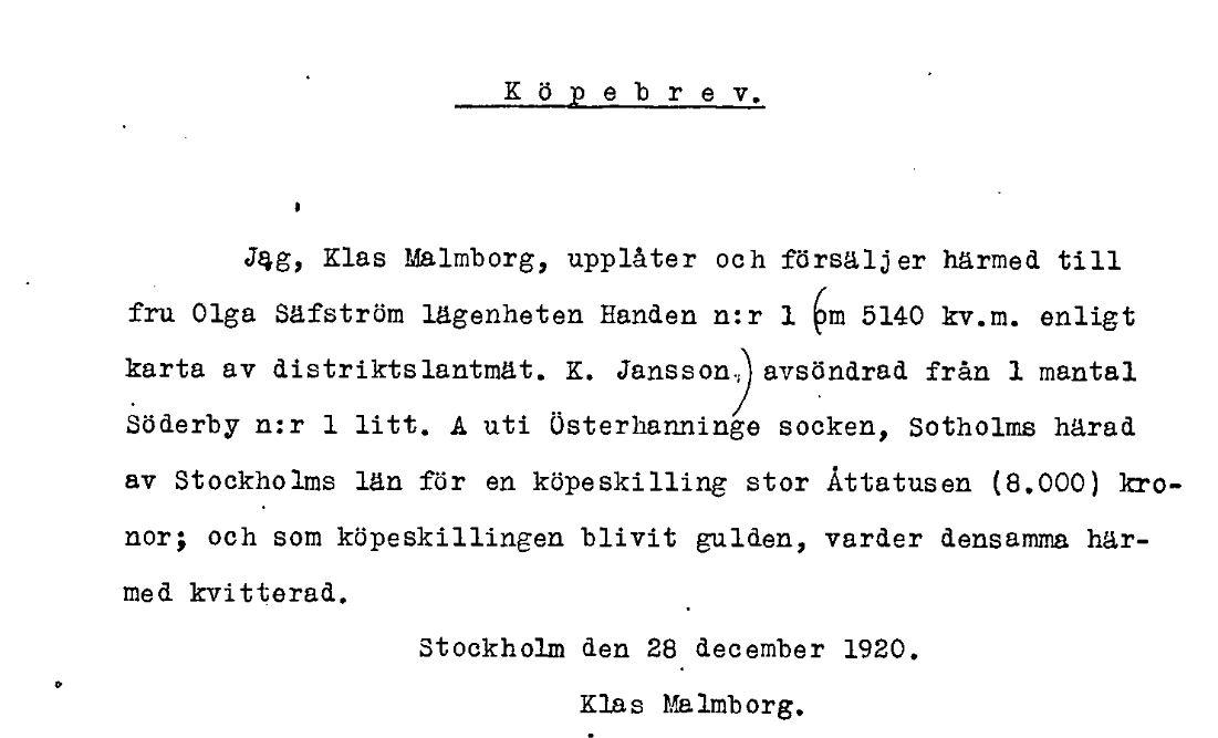 Malmborg