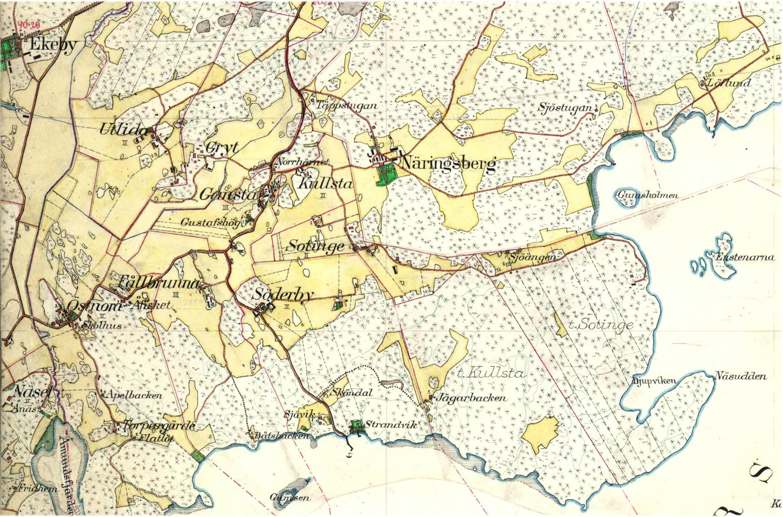Näringsberg karta