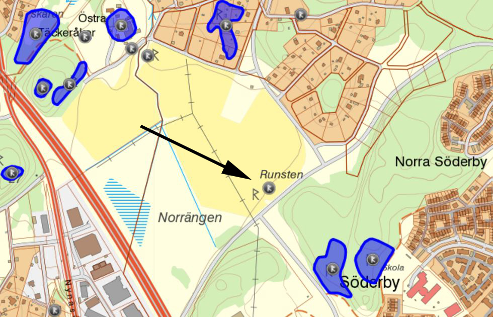 Karta Norrby
