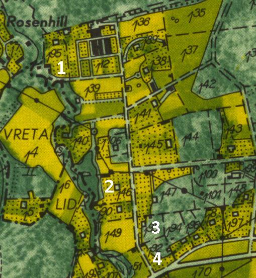 Rosenhillsv karta