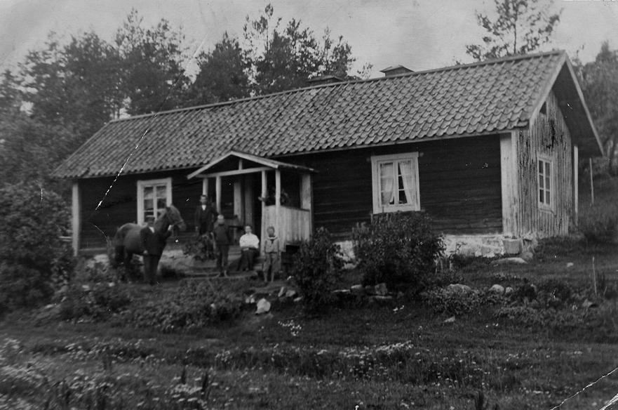 Dikartorp hus