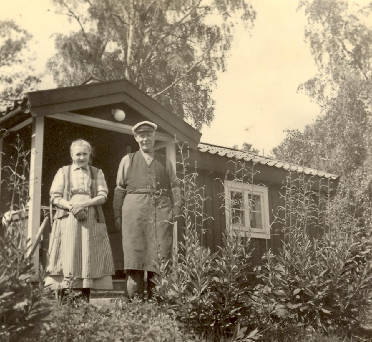 Klara & Anton Gunnel Sandberg
