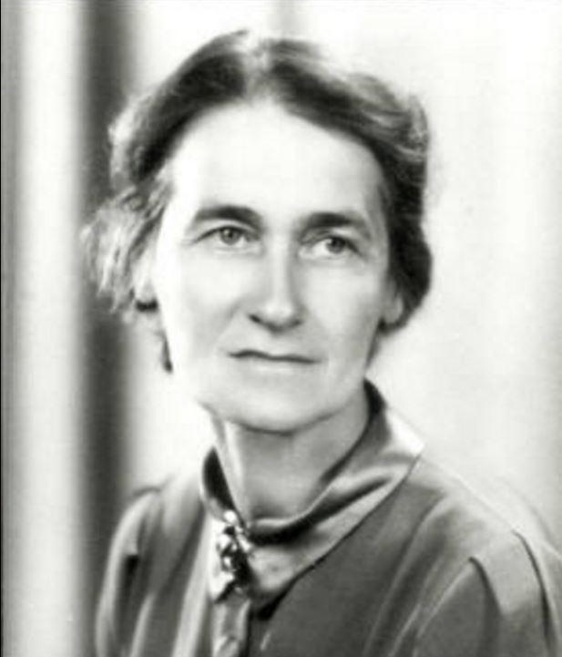 Ragnhild Andersson ung